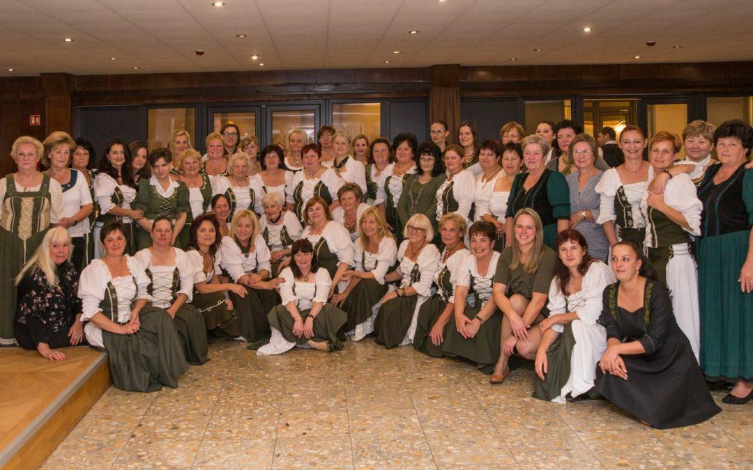 A Diana Vadászhölgy Klub 15 éves évfordulója
