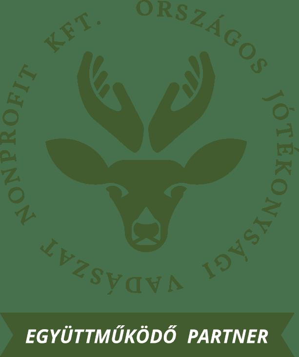 Országos Jótékonysági Vadászat logója