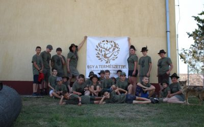 Őz Egon Vadásztábor